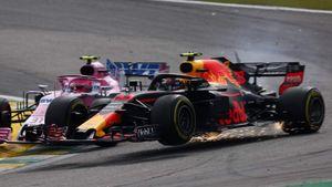 Verstappen: This has been a