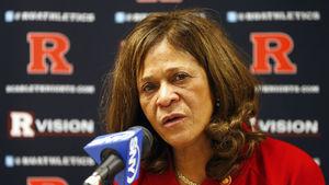 Rutgers' C. Vivian Stringer