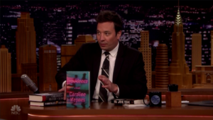 Jimmy Fallon Launches