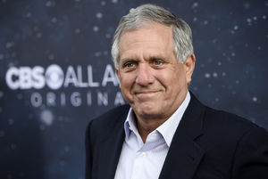Les Moonves Says He Is 'Deeply