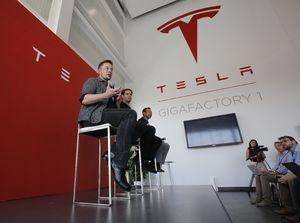 Tesla sues former Gigafactory