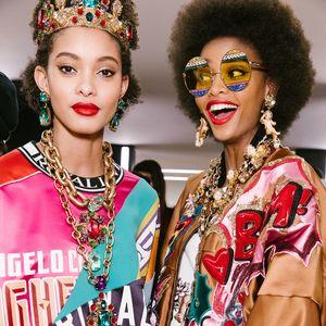 Dolce & Gabbana's Fall 2018