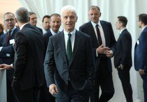 Close Confidante Gets VW CEO