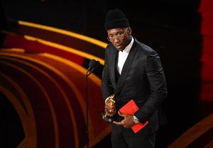 Oscars 2019: Mahershala Ali
