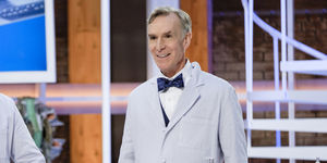 Why Bill Nye Went In An Adult
