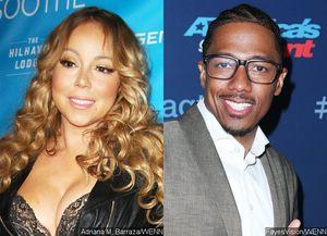 Mariah Carey Sizzles in Racy