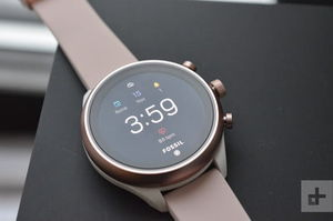 The Google Pixel Watch could