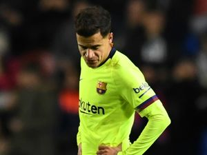 'Great player' Coutinho must