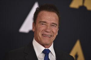 Arnold Schwarzenegger Gets To
