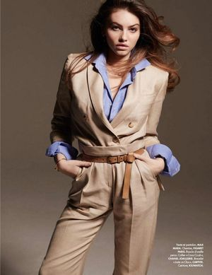 Thylane Blondeau Wears