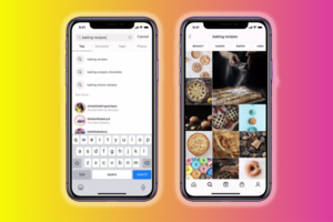 Instagram now lets you search