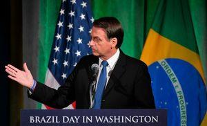 Brazilian President Jair