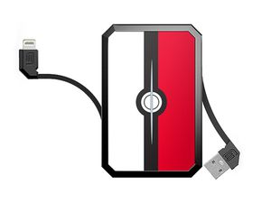 This portable battery is