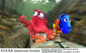 'Finding Dory' is the top