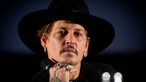 New photos of Johnny Depp