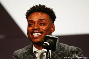 Errol Spence Jr motivated by