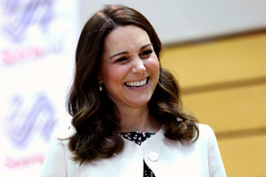 Kate Middleton goes into labor