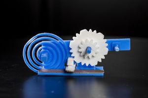 Researchers 3D-print