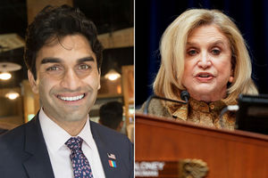 Suraj Patel files lawsuit in