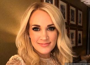 Carrie Underwood Shares First