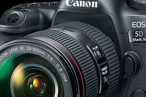 Canon's EOS 5D goes Mark IV