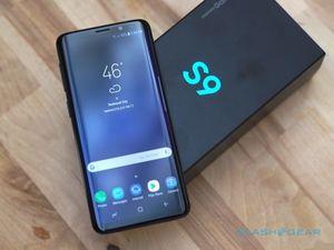 Galaxy S9 128GB and 256GB