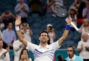 Djokovic beats Delbonis in 3rd