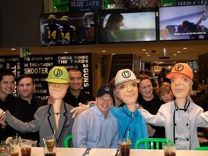 Way to go, Chef Paul Wahlberg!