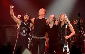 Metallica file lawsuit against