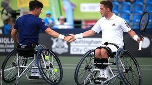 Hewett & Reid reach wheelchair