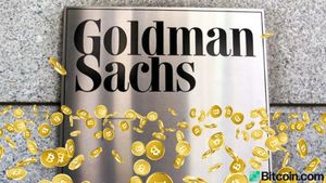 Goldman Sachs Hosting Bitcoin