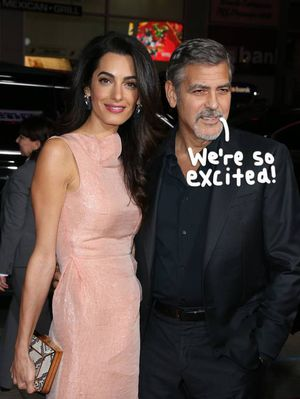George Clooney Speaks Out For