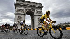 Tour de France standings 2019: