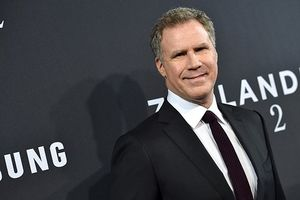 Will Ferrell Steps Out