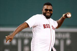 Boston Red Sox legend David