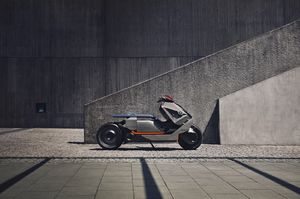BMW's latest motorcycle