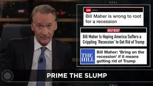 Bill Maher Doubles Down On