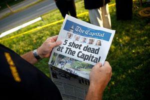 Capital Gazette gunman