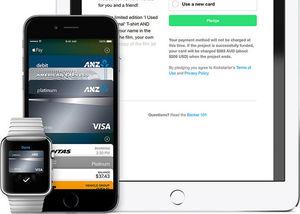 Apple calls Australian banks'