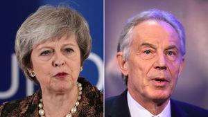 Theresa May condemns Tony