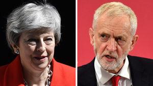 Brexit: Talks between Tories