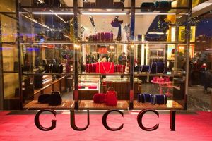 Gucci Owner Admits to a Blind