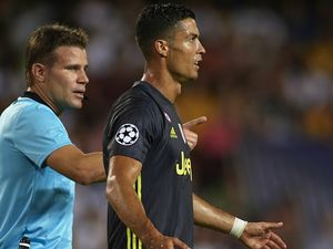 Marcelino: Tearful Ronaldo