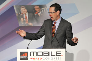 AT&T's chief is heading up a