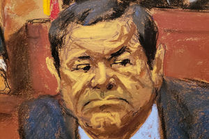 El Chapo tried to sell himself