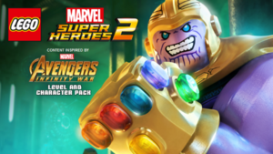 Infinity War DLC For Marvel