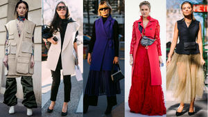 The Street Style Crowded Wore