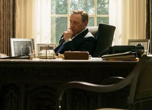 Netflix Axes Kevin Spacey From