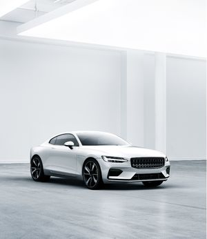 Volvo's Revamped Polestar