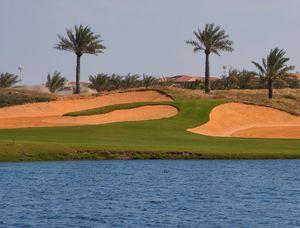 Elderly golfer drowns on Palm